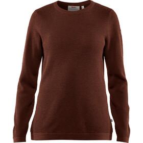 Fjällräven High Coast Sweater Damer, marron